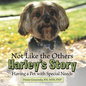 Children's Books- Not Like the Other's Harley's Story:Having a Pet with Special Needs