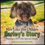 How do I tell if my child or dog has Diabetes? Harley's Story Book Cover