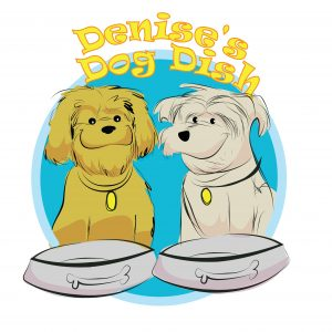 Denise's Dog Dish Logo