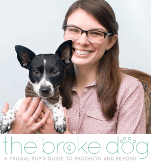 The Broke Dog Logo