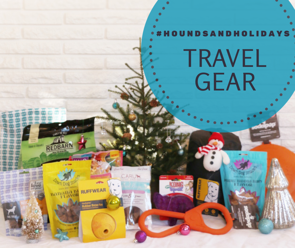 Holidays, Hounds and Hot Buys-Travel Gear