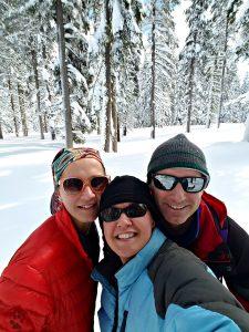 Snapshot Sundays February-Deb, Denise and Denton