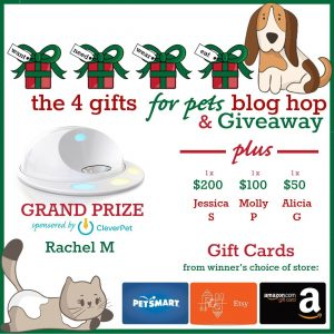 4 Gifts for Pets 2017 Winners